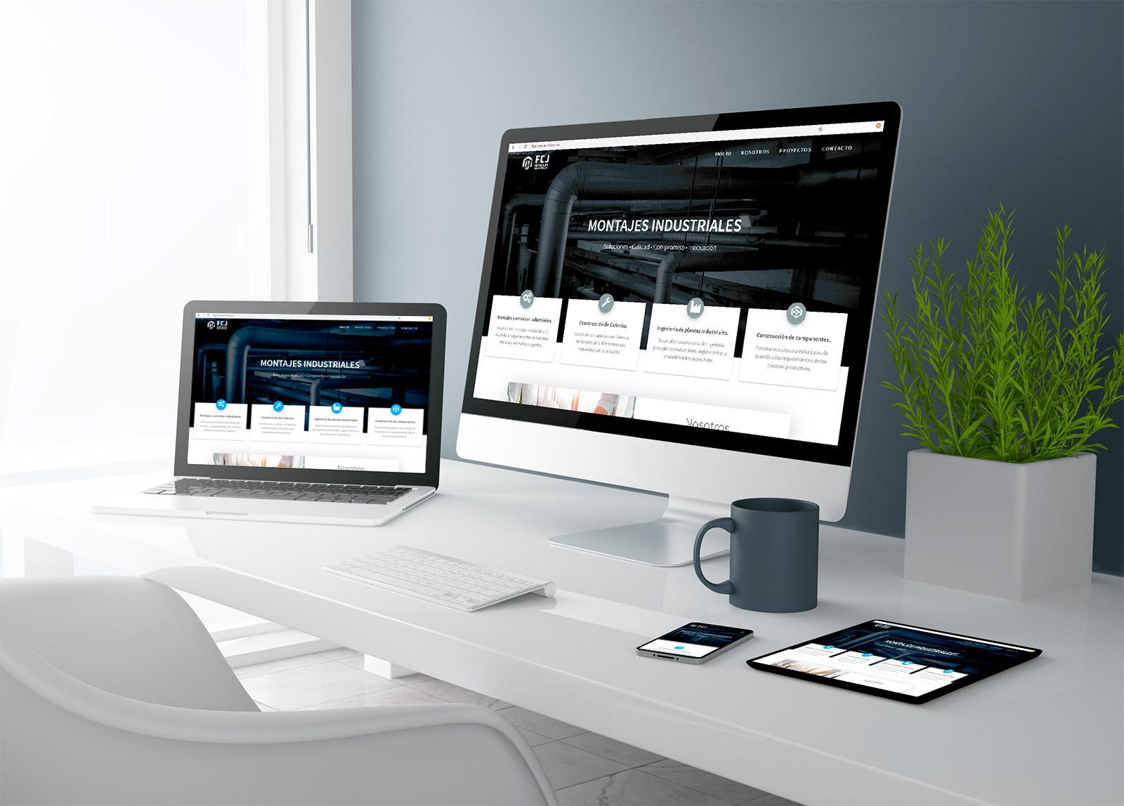 fcj-diseño-web